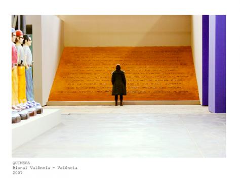 Quimera - Bienal de Valencia