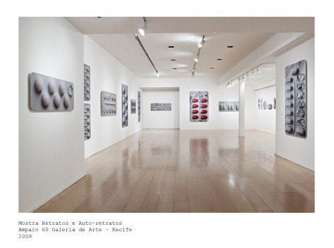 Mostra Retratos e Autorretratos - Recife