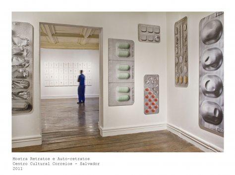 Mostra Retratos e Autorretratos - Salvador